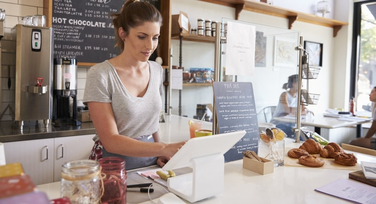 Is iPad the best solution for cloud-based point of sale (POS) systems?