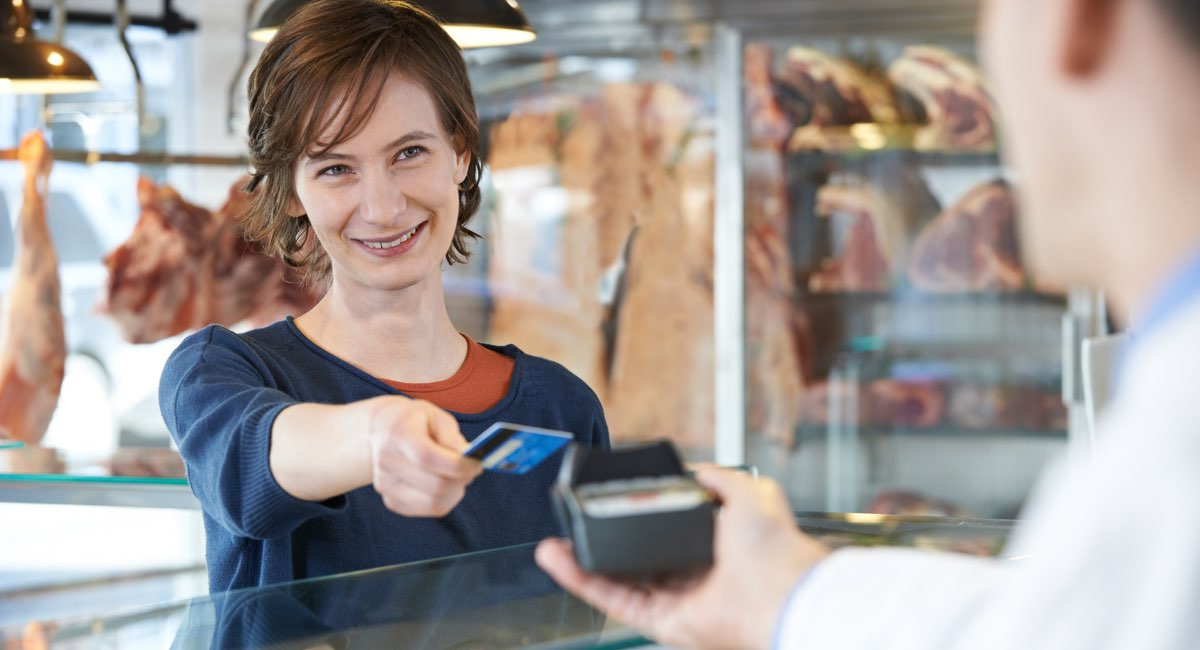 Contactless payments taking off in the UK