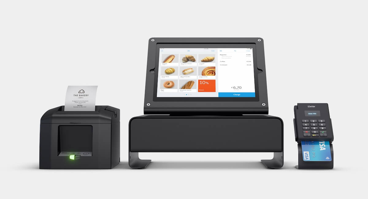 The top five iPad POS Systems for the UK
