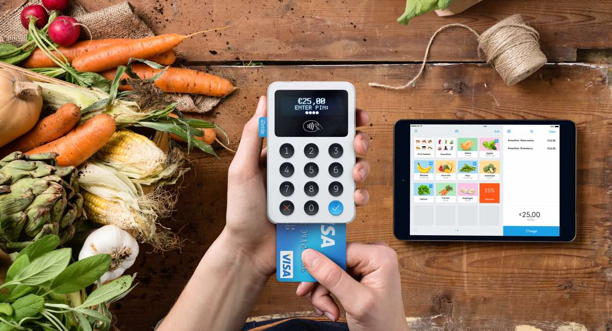 iZettle card reader