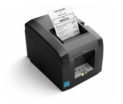 receipt printer used with Shopify