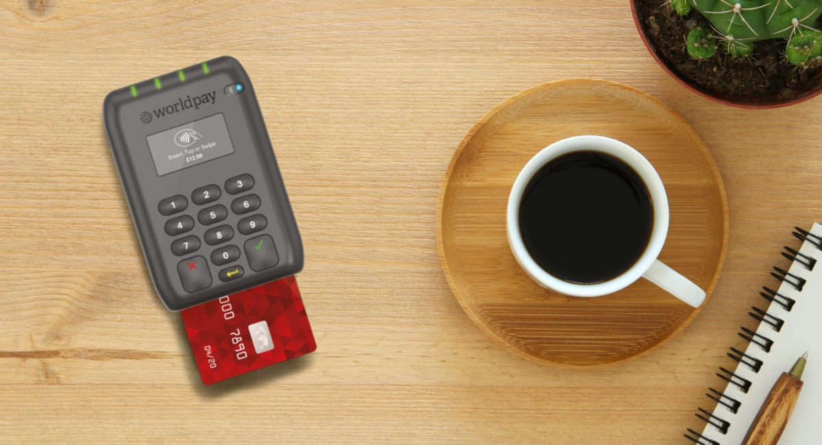 Worldpay Reader review: mobile card reader with a traditional service