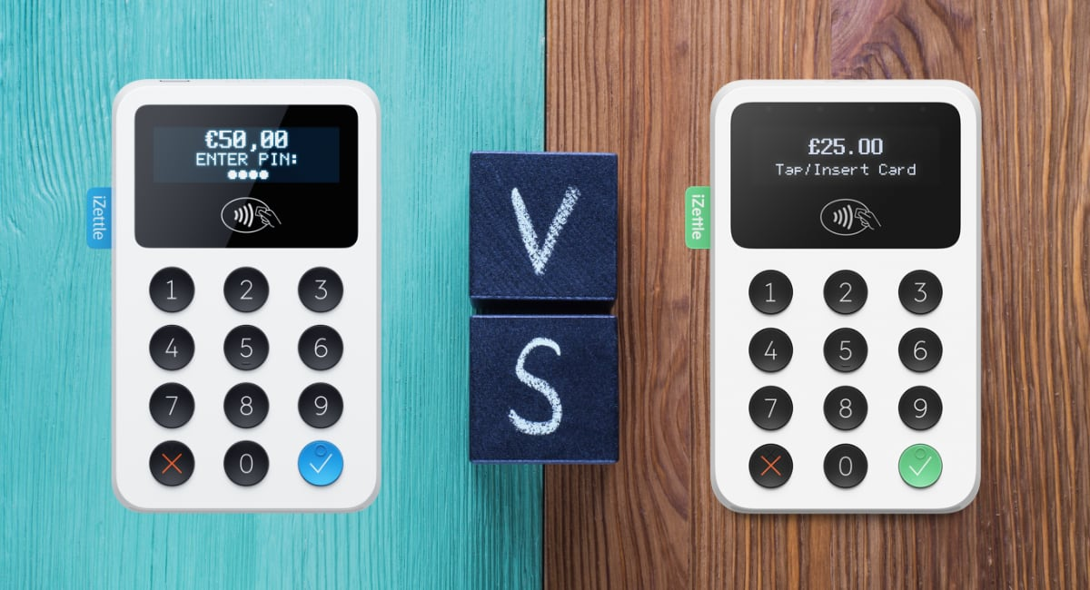 iZettle Reader 2 – what's new?