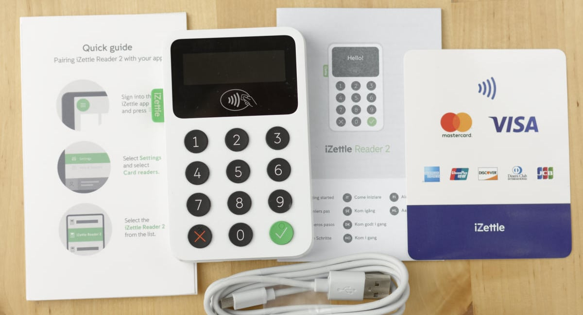 Izettle Review 2019 Still The Uk S Best Card Reader With