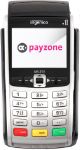 Payzone portable card terminal