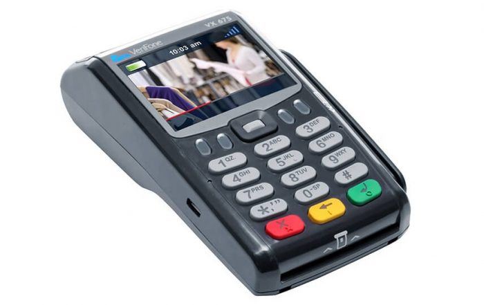 Terminal de Pay In Touch